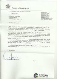 Appreciation Letter Sister letter of complaint wom news