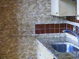 Split Face Stone Backsplash by Kitchen Remodel Denver Co Tile Installers Kitchen Design Company