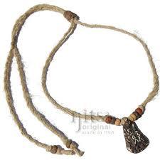 necklace hemp images Hemp necklace adjustable tribal hemp necklace with ceramic pendant jpg
