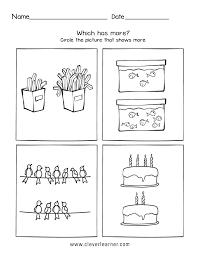 number value activity worksheet for children