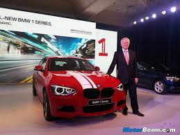 bmw car price in india 2013 bmw 1 series launched in india price pictures