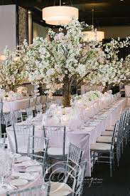 gorgeous cherry blossom wedding centerpieces toronto wedding