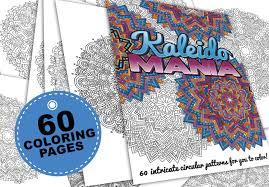 60 mandala coloring pages kaleidomania printable