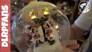 new christmas merchandise has arrived at disneyland paris youtube