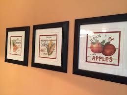 Kitchen Apples Home Decor Kitchen Design Amazing Fabric Wall Art Ideas Home Decor Wall Art