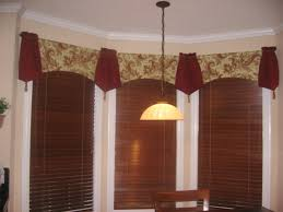 Bay Window Valance Bay Window Valance Treatments Home Design Ideas