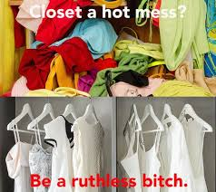 Cleaning Out Your Wardrobe How To Successfully Clean Your Closet Roselawnlutheran