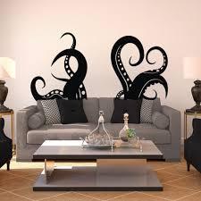 aliexpress com buy octopus tentacles vinyl wall art sea animal