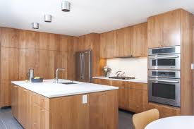 Veneer For Kitchen Cabinets by Case Study Update Kitchen Maintain Simple Elegance Acheson