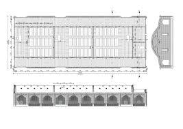 Floor Plan Elevations Gallery Of Primary Tanouan Ibi Levs Architecten 12