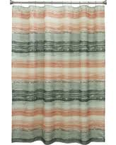 Geometric Burnout Shower Curtain Tan Summer Is Here Get This Deal On Threshold Coral Geometric Fabric