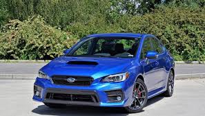 subaru impreza wrx 2018 2018 subaru wrx sport tech rs road test the car magazine
