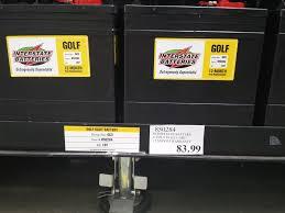 6 volt golf cart battery walmart the best cart