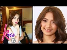 katrine bernardor hair color kathryn bernardo look alike achieved the teen queen look youtube