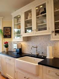 Alternative To Kitchen Cabinets Options For A Kitchen Design With No Window Over The Sink