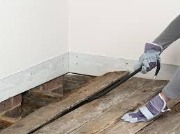 installing a concrete floor diy