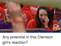 Allstate Meme - esrin playoff semifinal allstate sugar bowl 4 alabama 23 1 clemson 6