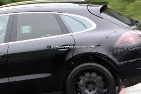 quick and easy resume new porsche macan compact suv scooped in pictures and on video