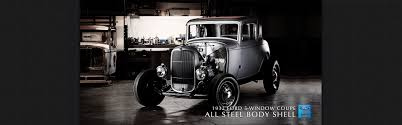 Classic Ford Truck Body Panels - united pacific 1932 ford 5 window coupe steel panels u0026 body