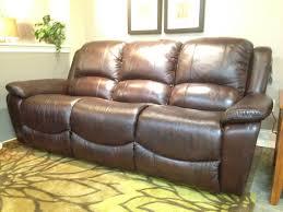 Lay Z Boy Sofa Sofas Center Full Grain Leather Reclining Sofa Recliner