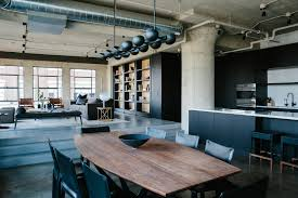 Toy Factory Lofts Floor Plans by Arts District Loft Marmol Radziner Archdaily