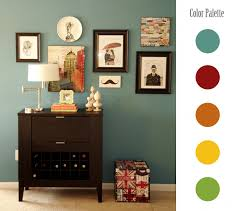 fresh interior color schemes arts and crafts 13784