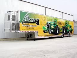 car trailers by t e auto haulers jim mowrey farm tractor