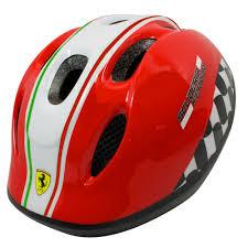 ferrari bicycle kids children u0027s bike helmet ferrari insportline