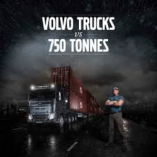 volvo north america headquarters volvo trucks vs 750 tonnes full video norsk youtube