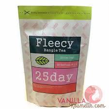 Teh Tpl fleecy bangle tea review harga dan manfaat teh peluntur lemak