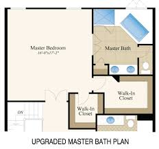 Master Bathroom Floor Plans Bathroom Decor - Master bathroom design plans