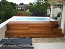 Rattan Sleeper Sofa Contemporary Jacuzzi Hot Tub Design With Wooden Cover As Well