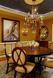 traditional dining room furniture interior design elegant crystal chandelier for traditional dining