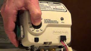 water heater will not light how to light a water heater honeywell electronic gas control youtube