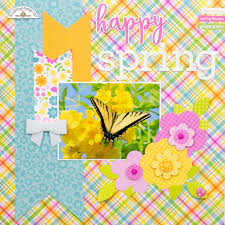 Butterfly Garden Layout by Doodlebug Design Inc Blog Spring Garden Collection Happy Spring