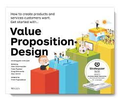 Design Pictures by Strategyzer Value Proposition Design Book