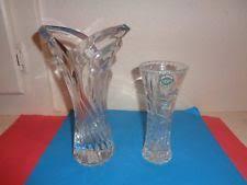 Vintage Lenox Crystal Star Bud Vase Mikasa Lead Crystal 6