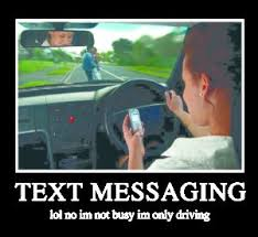 Texting And Driving Meme - car accidents rise for second straight year texting to blame