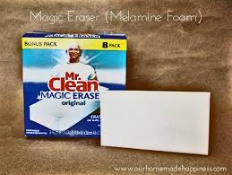 Our Homemade Happiness How To Clean A White Sink Without Bleach - Stainless steel kitchen sink cleaner