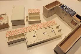 miniature dollhouse kitchen furniture a vintage custom kitchen for the betsy mccall dollhouse diy