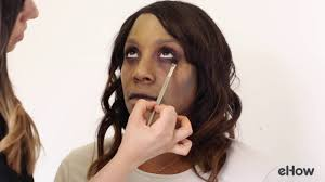 how to do easy zombie makeup youtube