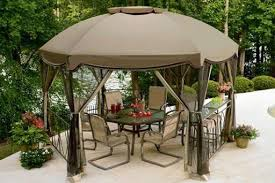Patio Gazebo Canopy Replacement Canopies For Gazebos Pergolas And Swings The