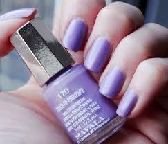 mavala lilac nail polish mavala nail pinterest lilac nails