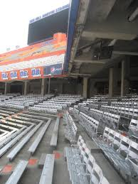 Most Comfortable Stadium Seat Ben Hill Griffin Stadium Florida Seating Guide Rateyourseats Com