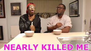 Challenge Comedyshortsgamer This Challenge Nearly Killed Me