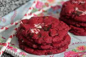 red velvet milky way cake cookies picky palate