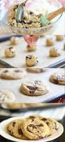 thanksgiving chocolate chip cookies salted chocolate chip cookies