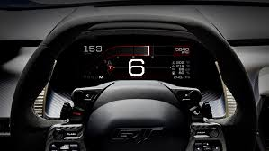 mustang digital dash the future is now ford shows gt digital dashboard car