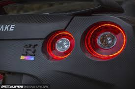 nissan gtr tail lights less is more the overtake gt r speedhunters