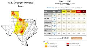 Us Drought Map Texas Drought Continues To Improve As State Faces Flooding Rains